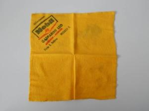 Original Mobil Tach Cloth