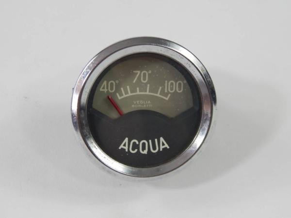 Original Ferrari 166 Veglia Borletti Acqua Water Temperature Gauge