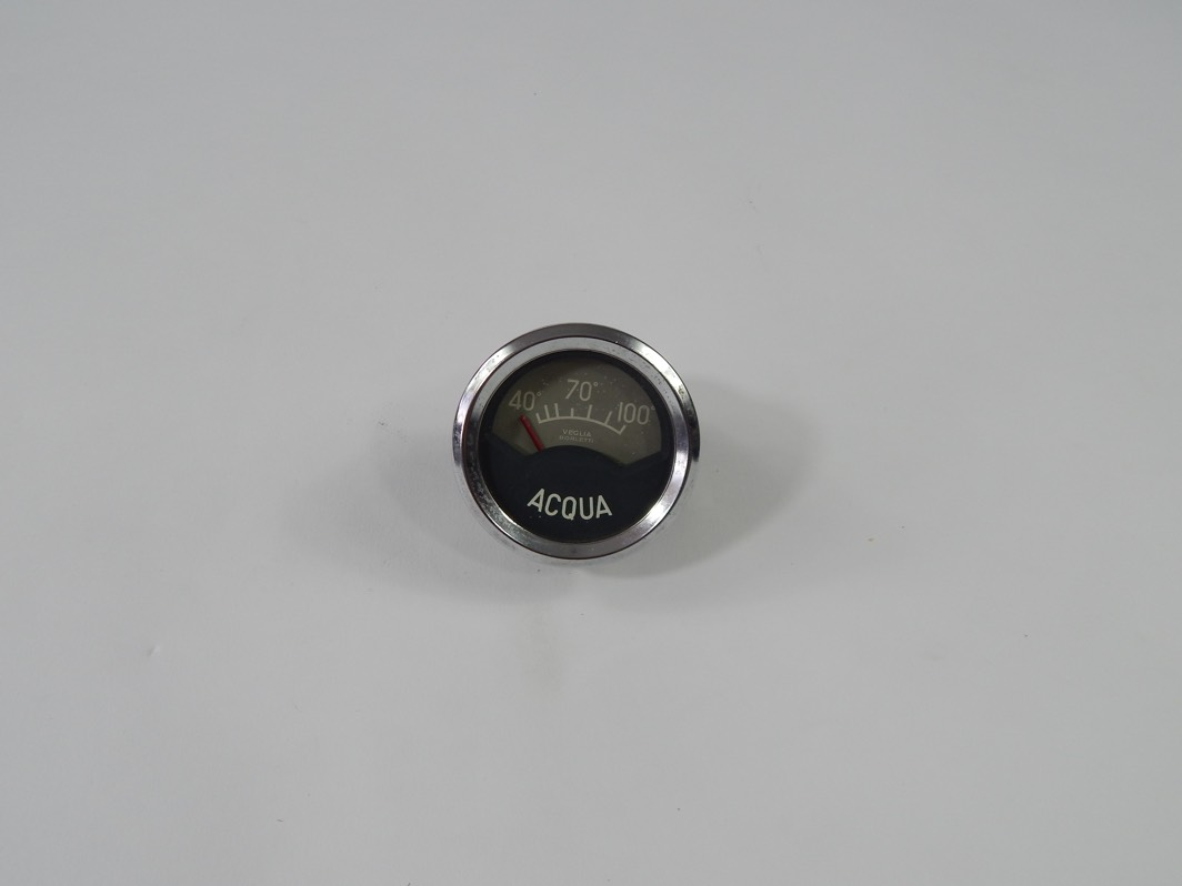 Original Ferrari 166 Veglia Borletti Acqua Water Temperature Gauge