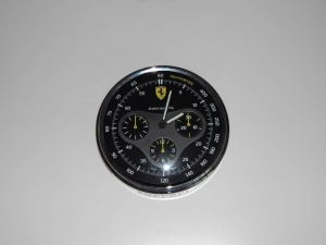Ferrari Panerai Rattrapante Dealer Clock