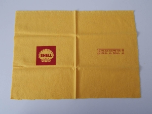 Shell Tach Cloth