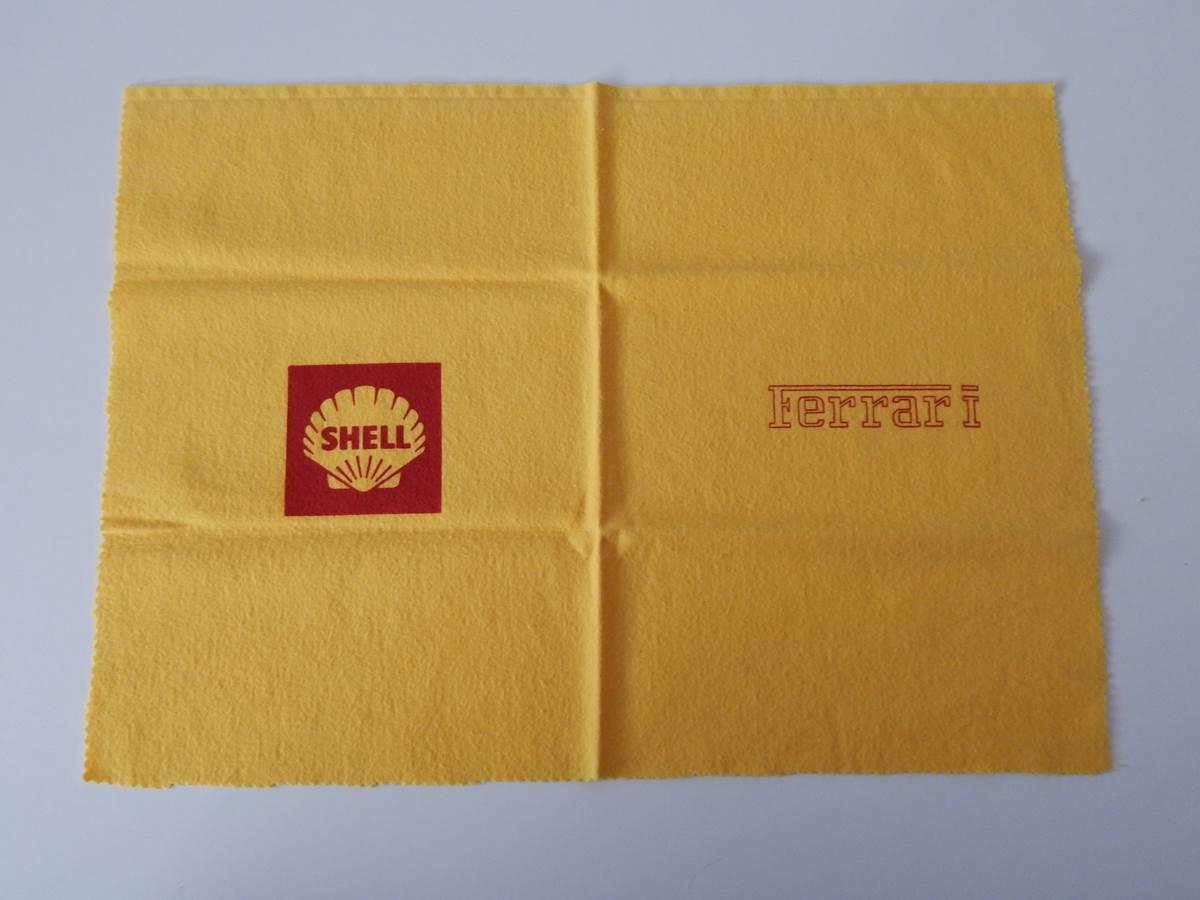 Shell Tach Cloth