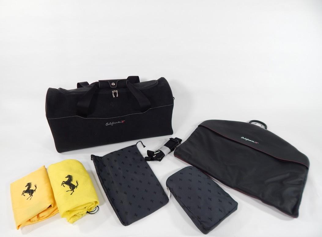 2014-17 Ferrari California T 2-Piece Schedoni Leather ...