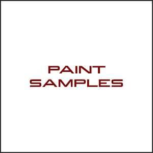Paint Samples/Swatches