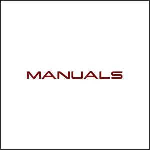 Manuals/Pouches